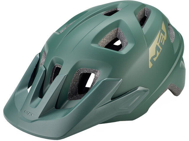 MET Echo Helmet army green